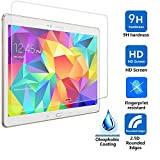 ELTD Premium Tempered Glas 0.3 mm Screen Protector & Displayschutzfolie für Samsung Galaxy Tab S 10.5 (Für Samsung Galaxy Tab S 10.5, 1 pack)