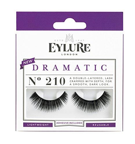 Eylure Dramatic Double-Layered Lightweight False Eyelashes (No.210) by Eylure