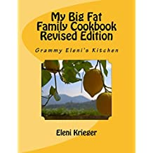 My Big Fat Family Cookbook Revised Edition (English Edition)