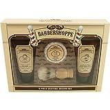 Rasatura kit BARBERSHOPPE - scatola regalo, regalo per uomini