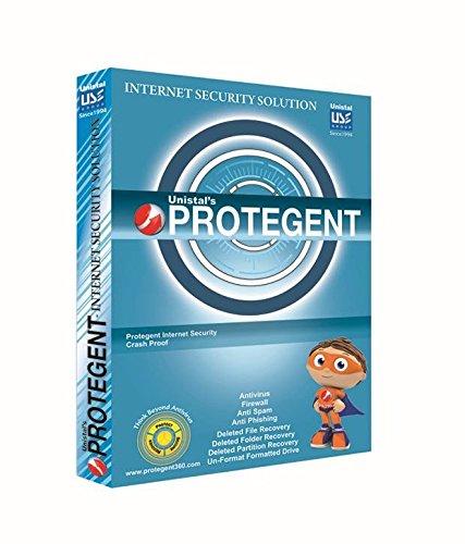 Unistal Protegent Internet Security (CD)