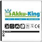 Akku-King Li-Ion Akku (1700mAh) für Samsung Galaxy S Advance GT-i9070/i9070P