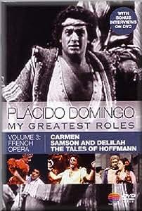 Placido Domingo : My Greatest Roles - Vol 3 French Opera [DVD] [2011]