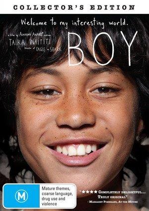 Boy ( ) [ Australische Import ]
