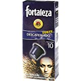 Café Fortaleza Café Descafeinado Forte - 10 cápsulas