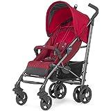 Chicco Liteway 3 S.ED. Denim - Silla de paseo ligera y compacta, 7,5 kg, color denim, rojo, marron, negro o rosa