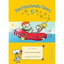 Rechtschreib-Stars - 5. Schuljahr - Übungsheft mit Lösungsheft