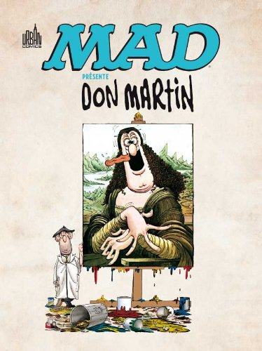 MAD AUTEUR Don Martin tome 1