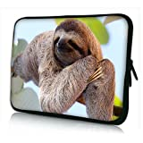PEDEA Design Tablet PC Tasche 10,1 Zoll (25,6cm) neopren, Chilling Sloth