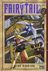 """Afficher """"Fairy Tail n° 2 Fairy Tail (tome 2)"""""""