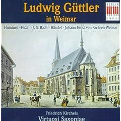 Ernst, Bach, Fasch, H�ndel & Hummel: Trumpet Recital