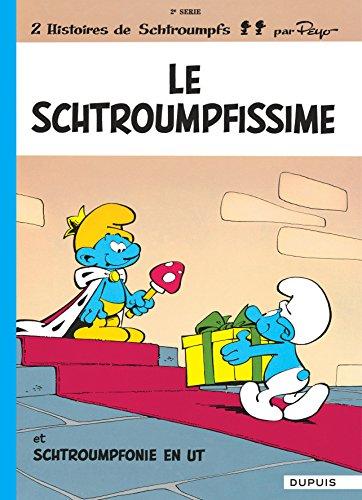 Le Schtroumpfissime, tome 2 par Peyo