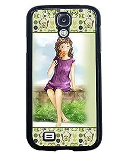 Printvisa 2D Printed Girly Designer back case cover for Samsung Galaxy S4 SM - I9505 - D4280