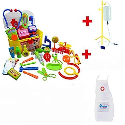 Rollenspiel des Arztes /Spielzeug Medizin / Doctor Kit für Kinder, Geschenk für