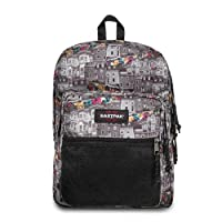 Eastpak Pinnacle Backpack - 38 L, Street Flowers (Multicolour)