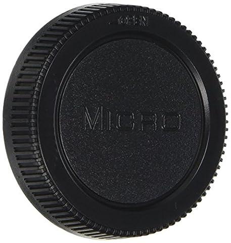 Fotodiox Camera Body Cap for Nikon D1, D1H, D1X, D2H, D2X, D2Hs, D2Xs, D3, D3X, D3s, D4, D100, D200, D300, D300S, D700, D800, D800E, D40, D50, D60, D70, D70S, D80, D40X, D90, D3000, D3100, D5000, D5100,D5200, D7000, D7100, Fuji S1, S2, S3, S5, FM-10, FM, FM2, FG, FG20, N90, F100, F1, F2, F3, F4, F5, F6, N50, N70, N80, FA, FE, FE2,