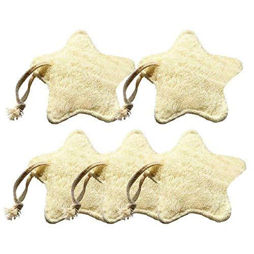 Hiikk 5 Piezas Tazón Forma Estrella Paño Cocina