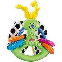 Mattel Fisher-Price H9463 - Spielspaß Schmetterling Rassel