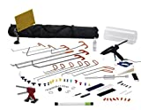 Premium Ausbeulwerkzeug Komplettset Hebeltechnik + Klebetechnik EDELMANN Full Company Kit