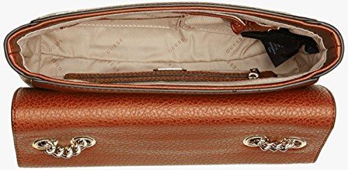 Guess Hwpb6683210, Borsa a Mano Donna, 13 x 23.5 x 31 cm (W x H x L) Marrone (Cognac)