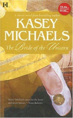 The Bride Of The Unicorn (Hqn Romance)