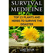 Survival Medicine: Top 15 Plants and Herbs To Survive The Disaster