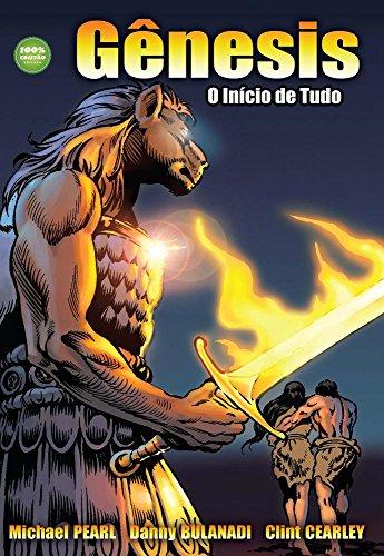 Gênesis. O Início de Tudo - Coleção História em Quadrinhos (Em Portuguese do Brasil)