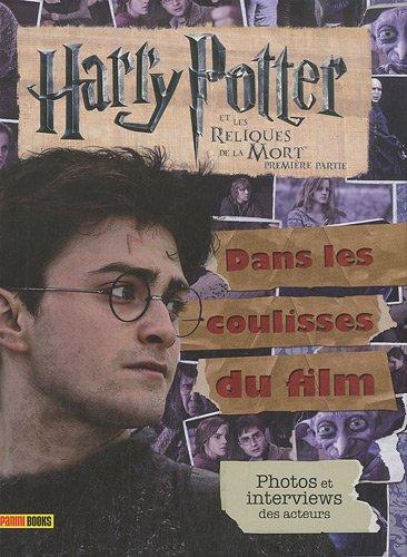 HARRY POTTER LES COULISSES DU FILM