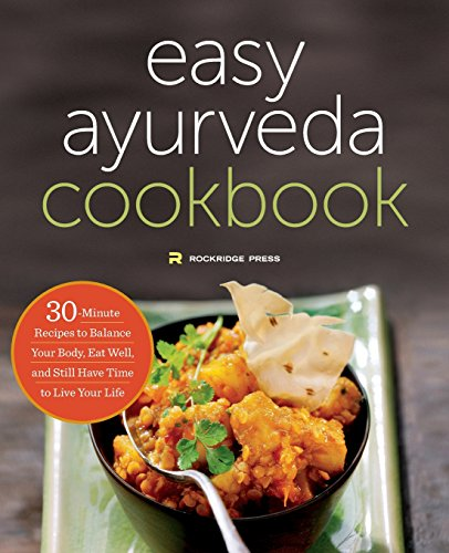 The Easy Ayurveda Cookbook Cover Image