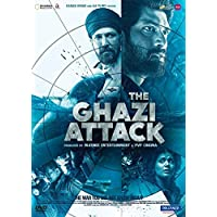 Ecommbuzz The Ghazi Attack, movie DVD