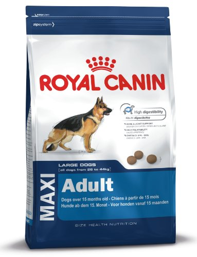 Royal Canin Dog Food Maxi Adult 15kg