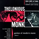 Genius of Modern Music, Vol.1