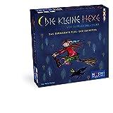 HUCH! 880390 Die Kleine Hexe-Das turbulente Flug-und Suchspiel Memospiel