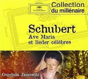 Schubert : Ave Maria et Lieder célèbres