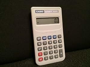 Calculatrice Casio HL-812L