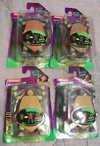 tmnt-water-growing-toys-all-4-turtles-2014-nib-wicked-cool-toys-by-wicked-cool-toys