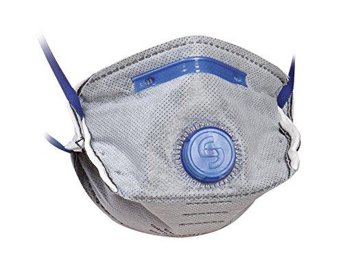 FFP2/combi/V, 419 282, 419.282 vernice e saldatura maschera respiratoria Cobra Foldy