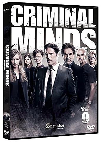 Criminal mindsStagione09 [Import anglais]