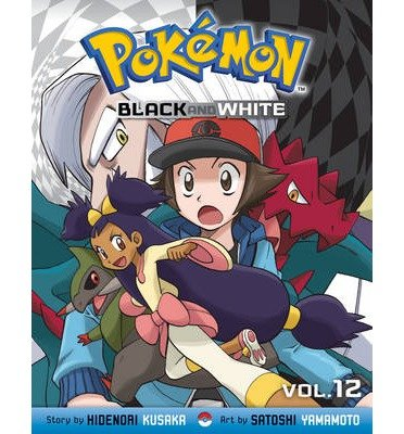 [(Pokemon Black & White: 12)] [ By (author) Hidenori Kusaka ] [December, 2013]