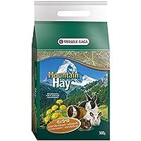 Versele-Laga - Heno de alta montaña para conejos y roedores, 500 g,