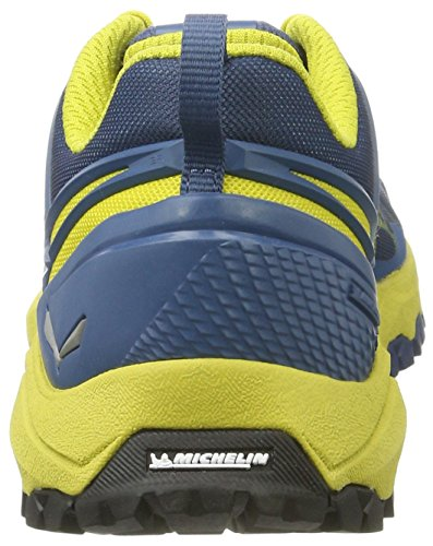 SALEWA Multi Track Halbschuh, Scarpe Sportive Outdoor Uomo Multicolore (Dark Denim/kamille)