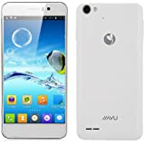 JIAYU G4 - 4,7 pouces HD IPS Retina écran Android 4.2 SmartPhone 1.2GHz Quad Core RAM 1G 13MP caméra Gyroscope Gorilla Glass (blanc, noir)