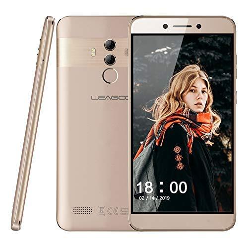 Leagoo T8s movil Libre, Smartphone de 5.5'(ROM 32GB RAM 4GB, Octa-Core 1.5GHz Processor, Cámara 13 MP+5MP, Android 8.1...