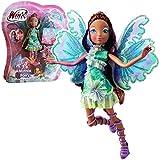 Winx Club - Mythix Fairy - Layla Aisha Doll 28cm with Mythix Scepter