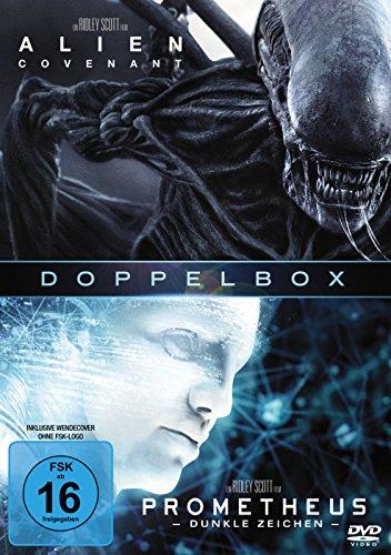 Bild von Prometheus / Alien: Covenant [2 DVDs]
