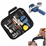BABAN 144Pcs Watch Repair Tool Set Ki...