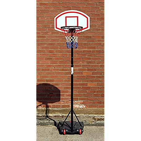Gen rico Kit de bolas de sket para ruedas de aro cesta de tablero de baloncesto con red de baloncesto ajustable cesta de bas