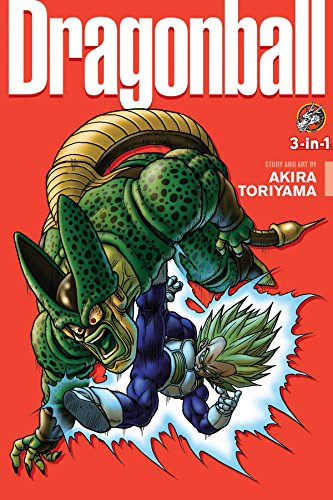 31-32-33: Dragon Ball (3-in-1 Edition) Volume 11