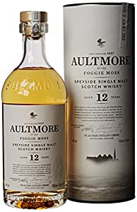 Aultmore 12 Year Old Single Malt Scotch Whisky, 70 cl from Bacardi-Martini group