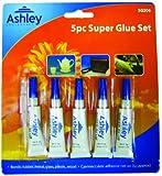 3g Tube of Super Glue Pack Of 5